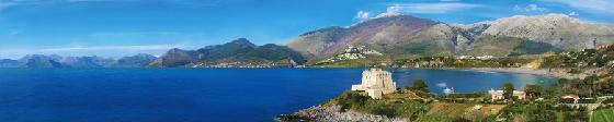 Panoramica Calabria