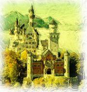 Castillo de Neuschwanstein; Baviera