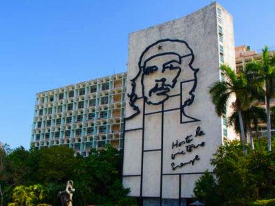Che Guevara Habana para principal