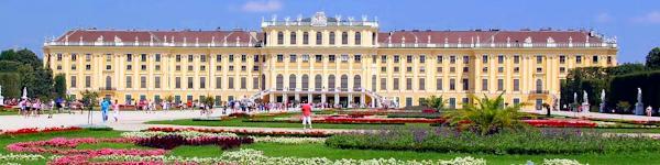 Schonbrunn verano apaisada